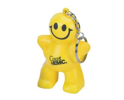 בובת סטרס מחזיק מפתחות