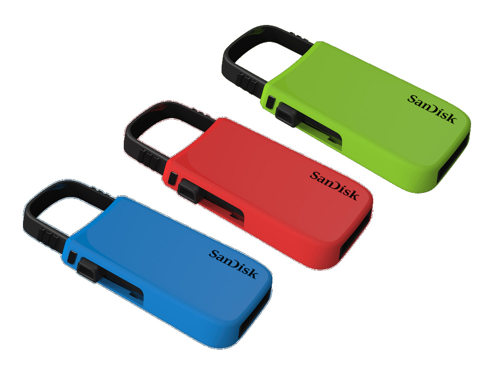 זיכרון נייד cruzer flash drive sandisk