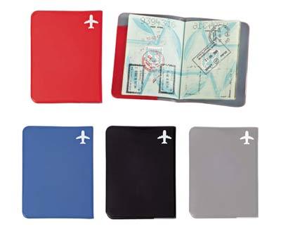 כיסוי דרכון P.V.C