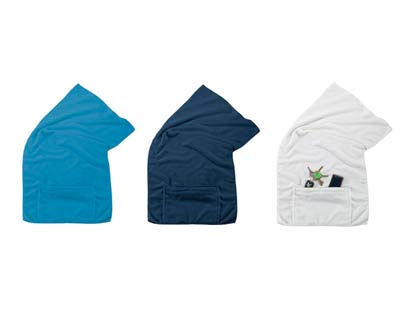 מגבת ספורט עם כיס