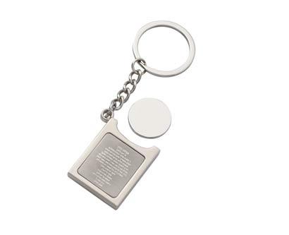 מחזיק מפתחות תפילת הדרך