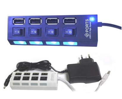 מפצל USB אקטיבי