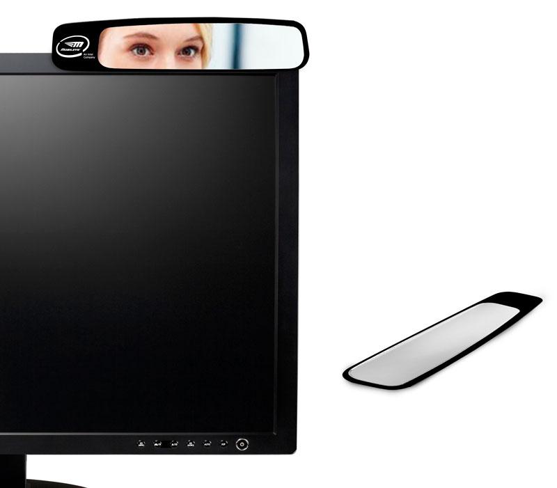 מראה למסך מחשב