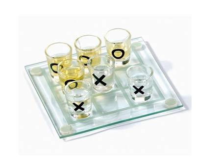 משחק איקס עיגול שתיה חריפה