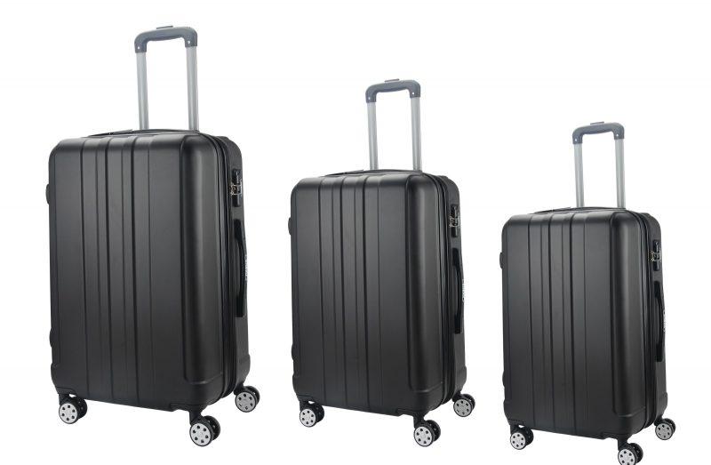 סט 3 מזוודות