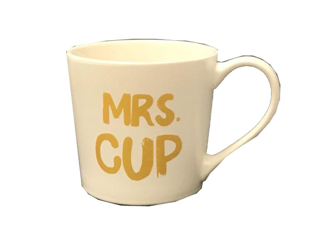 ספל   מאג  Mrs Cup