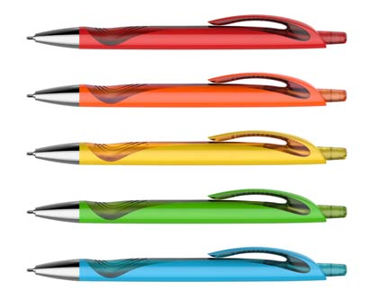 עט חוד מחט זן