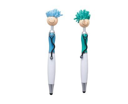 עט טאץ' בצורת רופא