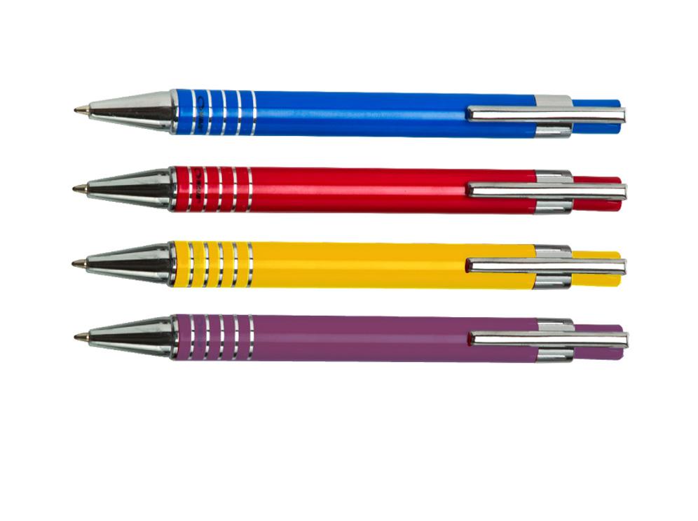 עט מתכת קשת