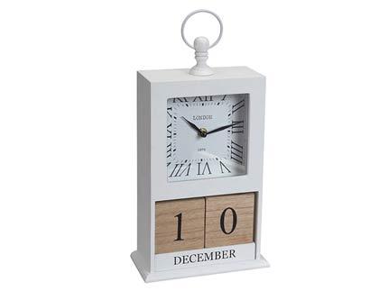 שעון מעץ תאריכון