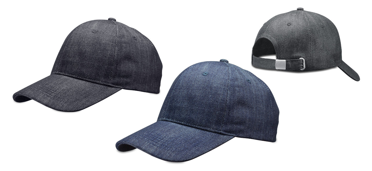 כובע מצחיה ג'ינס