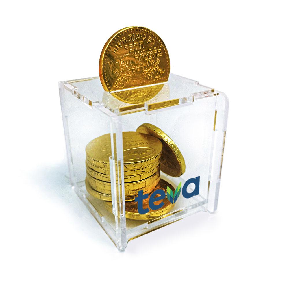 קופת חיסכון עם מטבעות