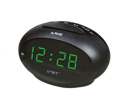 שעון מעורר שחר ירוק