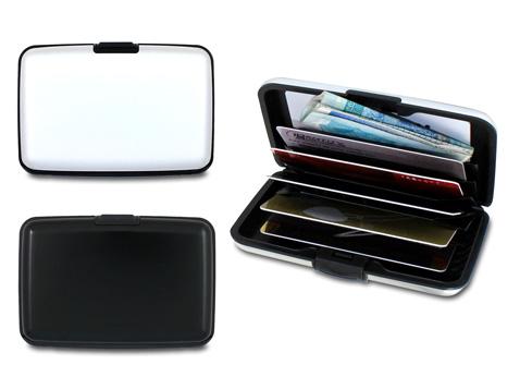 מארז פלסטי לכרטיסי אשראי/כרטיסי ביקור
