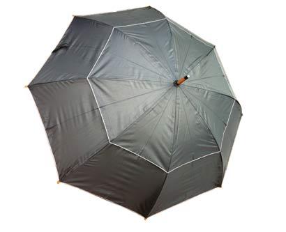 מטריה יוקרתית שכבה כפולה