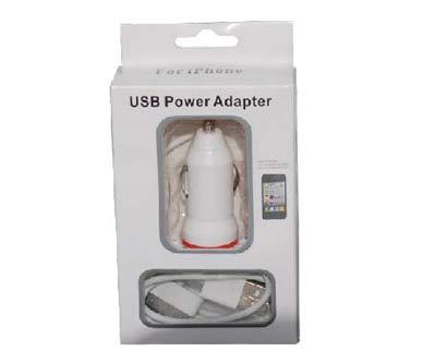 מעביר  + מתאם USB למצת הרכב