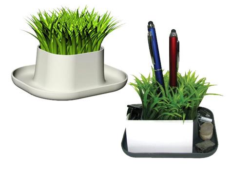 מעמד שולחני דשא