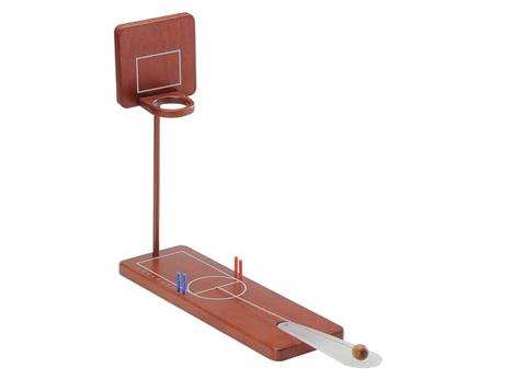 משחק מנהלים מעץ כדורסל