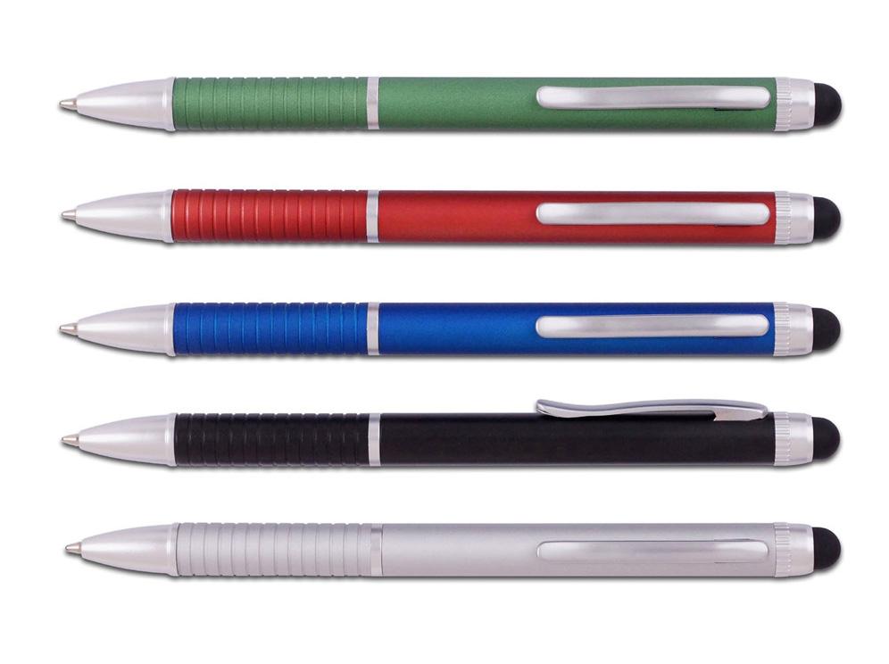 עט מתכתי למסכי מגע