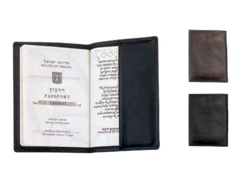 נרתיק לדרכון דמוי עור