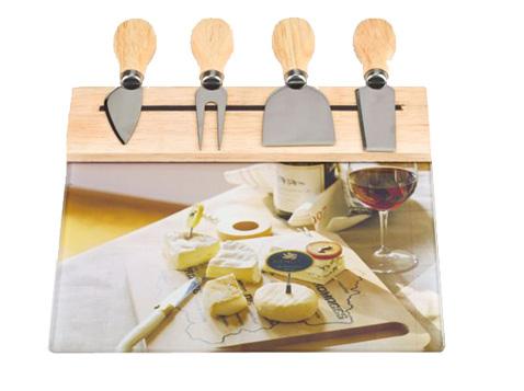 מגש חיתוך גבינה ציז