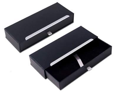 קופסת עטים מפוארת מגירה