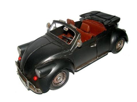 פסל מכונית רטרו