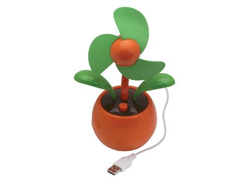 פרח מאוורר USB