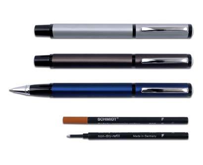 עט רולר מתכת מוסטאנג