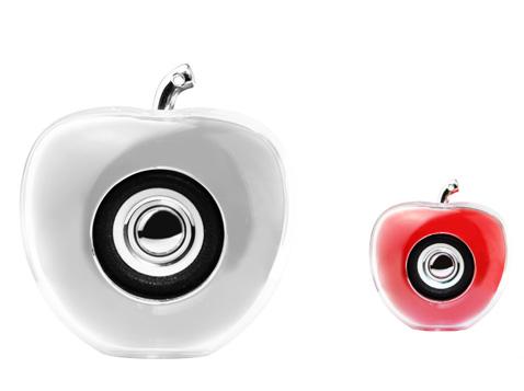 רמקול תפוח