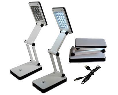 מנורת שולחן LED