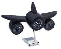 שעון שולחני מטוס