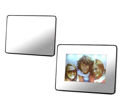 מסגרת לתמונה הופכת למראה