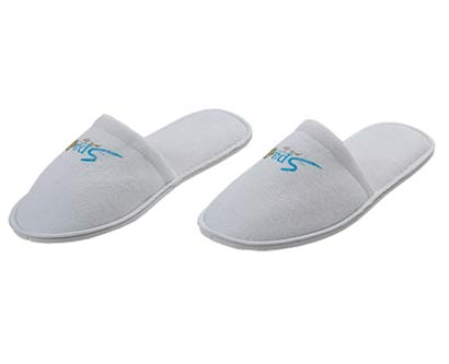 נעלי בית מגבת