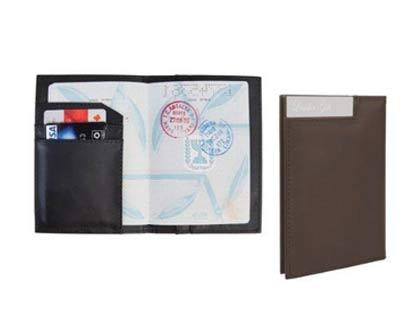 נרתיק לדרכון וכרטיס אשראי