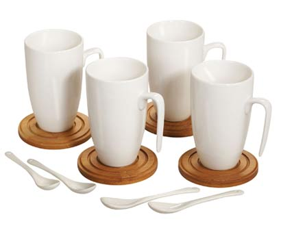 סט קפה 4 חלקים