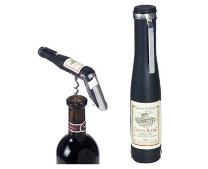 פותחן יין דמוי בקבוק