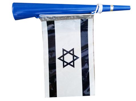 חצוצרה דגל ישראל