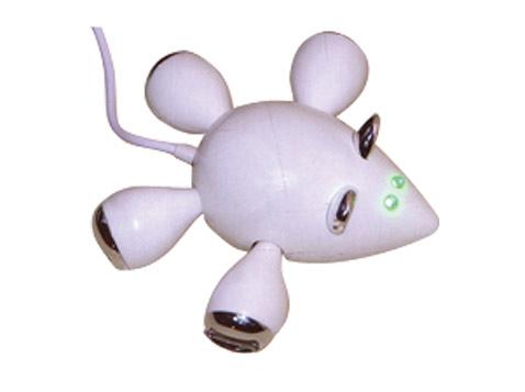 מפצל USB עכבר