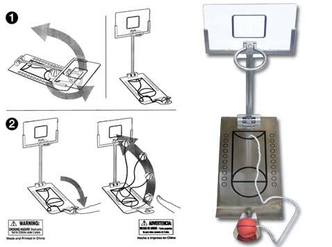 משחק מנהלים כדורסל