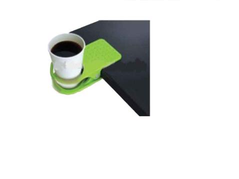 קליפס שולחני מחזיק קפה