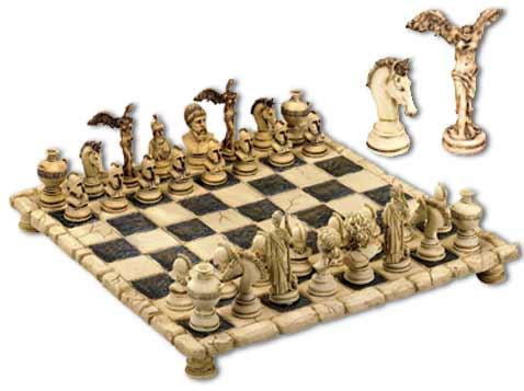 שחמט מהודר מיטולוגיה יוונית