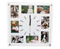 שעון קיר מסגרות לתמונות בינוני
