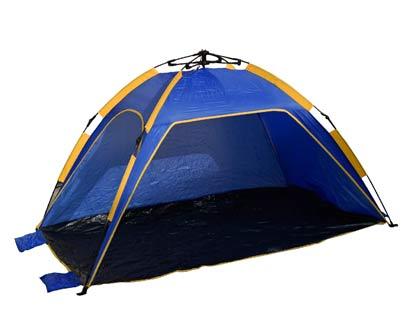 אוהל לים פתיחה אוטומטית