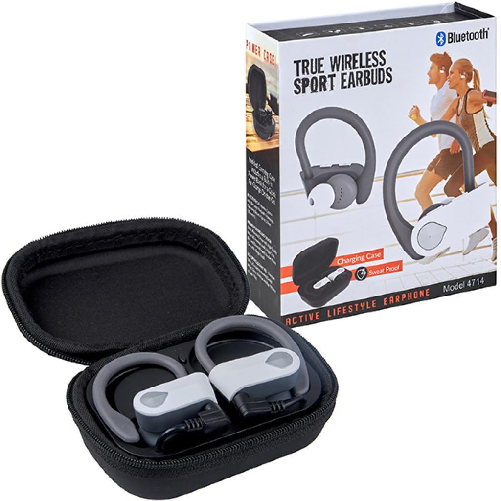 אוזניות  בלוטוס לספורטאים