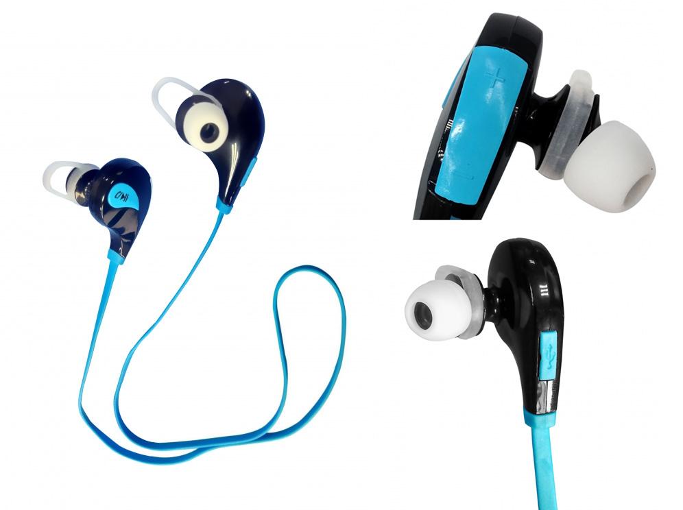 אוזניות  Bluetooth  ומיקרופון