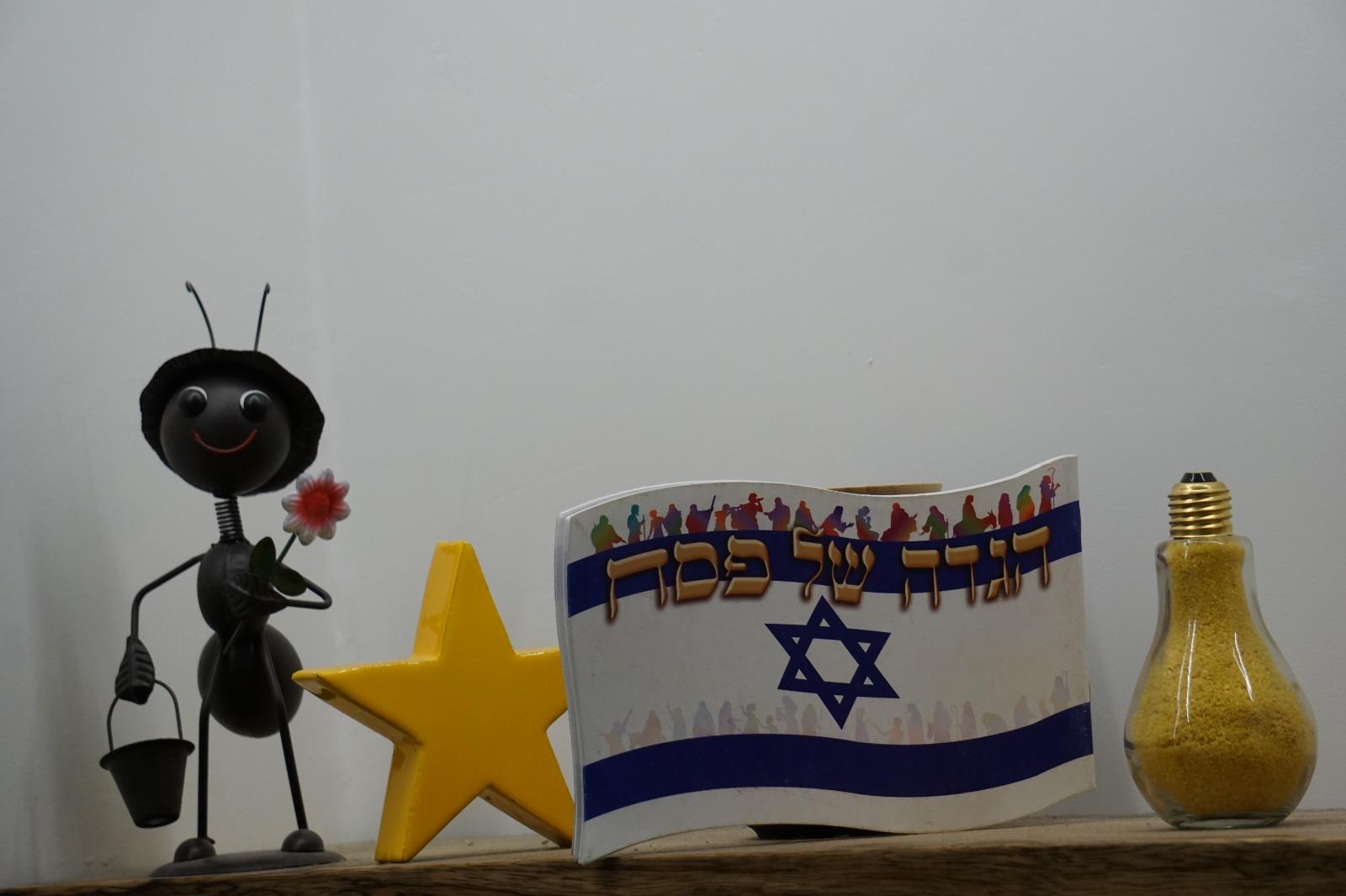 הגדה דגל ישראל
