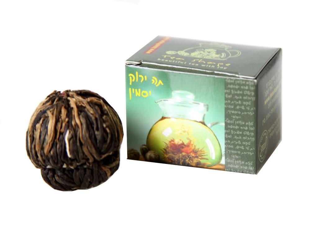 חליטת תה צמח מרהיב