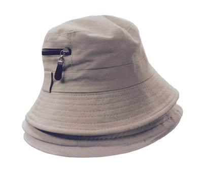 כובע רפול עם כיס