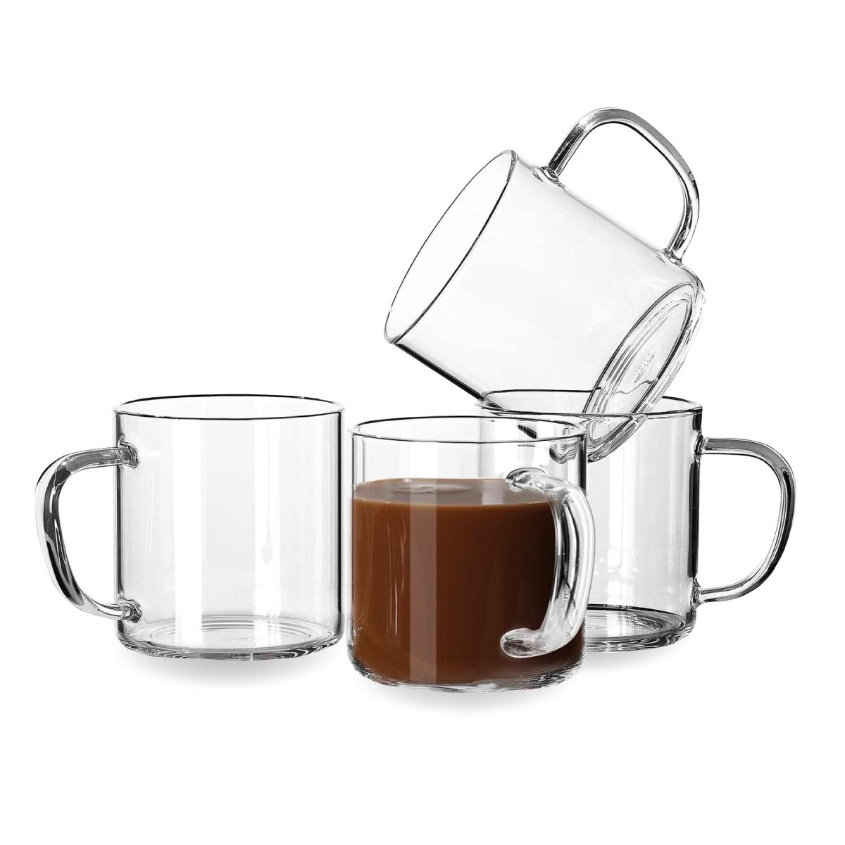 כוס זכוכית 350 מ